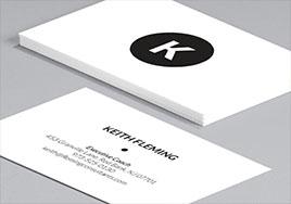 کارت ویزیت سفید