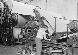 کاغذ در صنعت چاپ