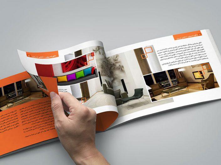تاثیر چاپ کاتالوگ در تبلیغات - چاپ آنلاین - چاپ و هدایای تبلیغاتی